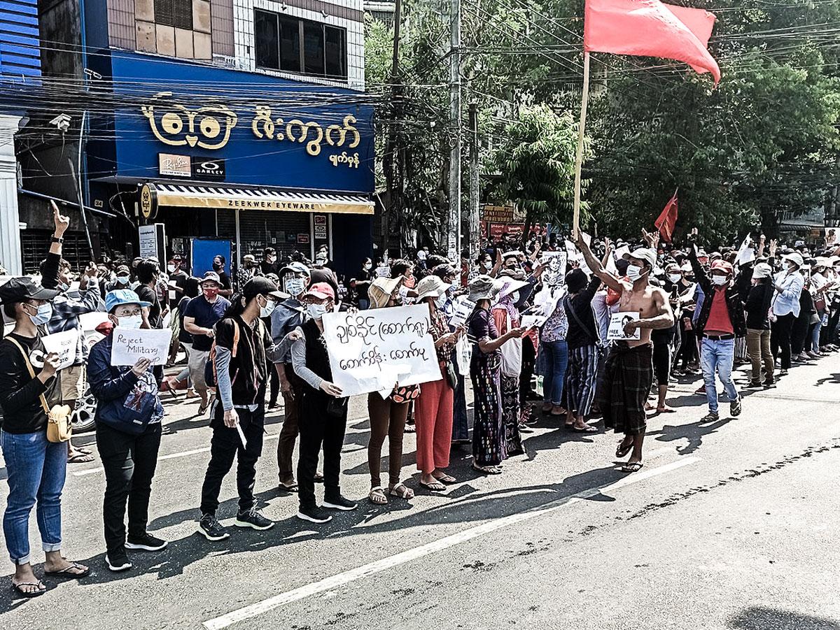 Anti-coup_protest_near_the_University_of_Yangon_(8_February_2021)_resize.jpg